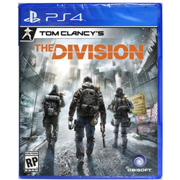 汤姆克兰西:全境封锁 PS4版