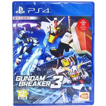 高达破坏者3 PS4版