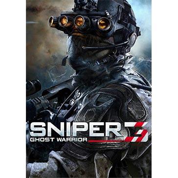 狙击手:幽灵战士3 PC版