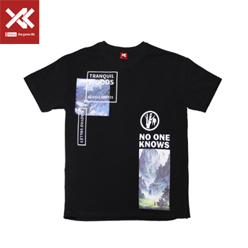 逍遥谷 主题T恤(合作款) 185/XXL