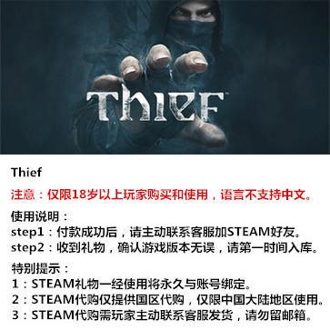 神偷4 PC版 STEAM国区代购(标准版)