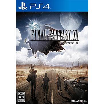 最终幻想15 PS4版 中文 国行盒装(标准版)
