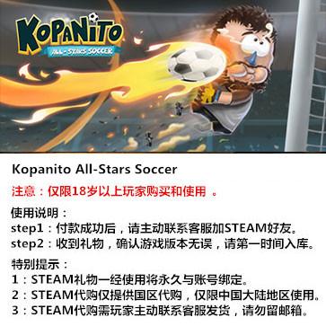 友尽足球 PC版 中文 STEAM国区代购(标准版)
