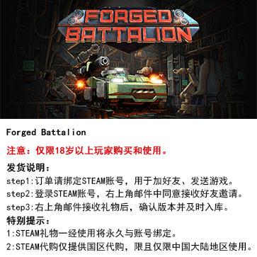 锻造营 PC版 中文 STEAM国区代购(标准版)