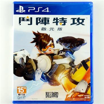 守望先锋:斗阵特攻  PS4版