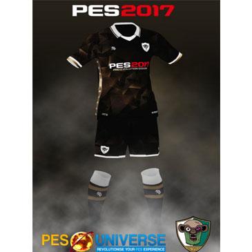 实况足球2017 PES2017 PC版 中文