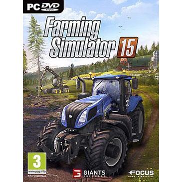 模拟农场15 PC版 中文