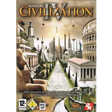 文明4 PC版