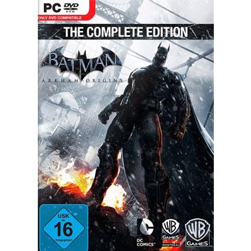 蝙蝠侠:阿甘起源 PC版