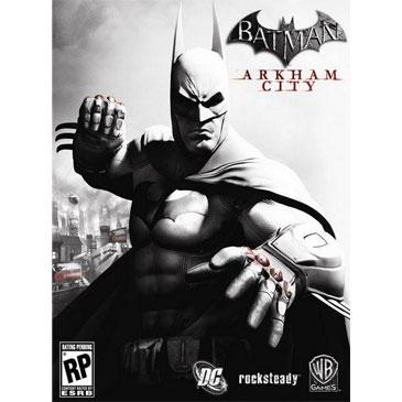 蝙蝠侠:阿甘之城 PC版