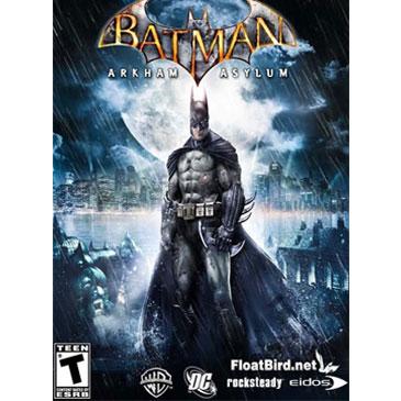 蝙蝠侠:阿卡姆疯人院年度版 PC版
