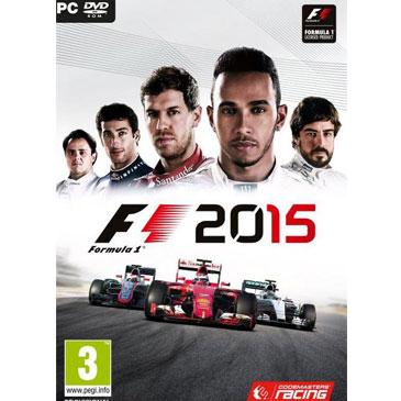 F1 2015 PC版