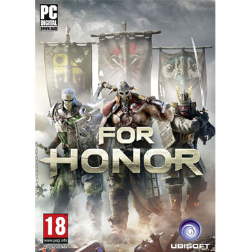 荣耀战魂 For Honor PC版 中文