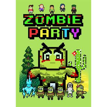 僵尸派对 Zombie Party PC版