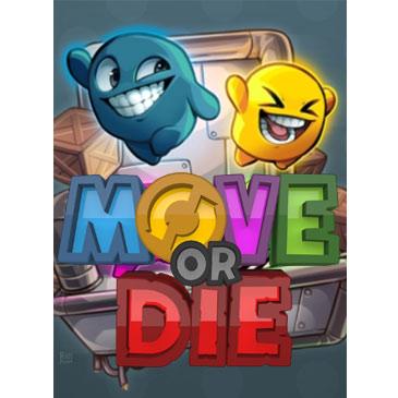 不动就会死 Move or Die PC版