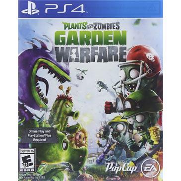 植物大战僵尸:花园战争 PS4版