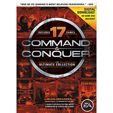 命令与征服:终极版 PC版