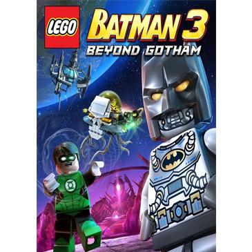 乐高蝙蝠侠3:飞跃哥谭市 PC版