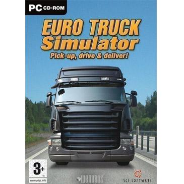 欧洲卡车模拟 PC版