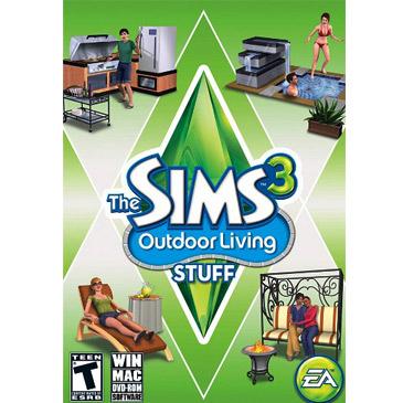 模拟人生3:户外生活包 PC版