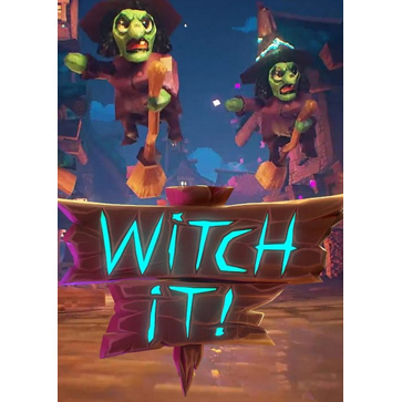 女巫来了 Witch It PC版