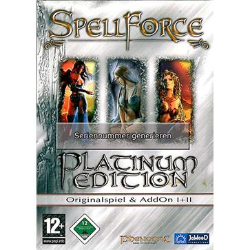 咒语力量:白金版 PC版