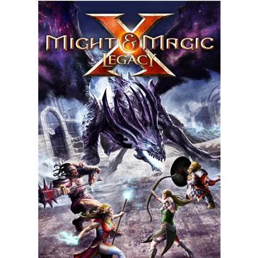 魔法门10:传承 PC版
