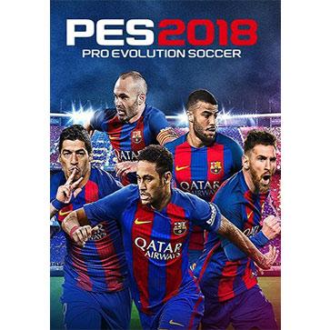 实况足球2018 PES2018 PC版 中文