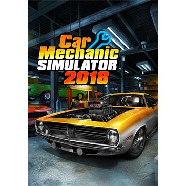 汽车修理工模拟2018 PC版