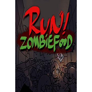 跑!僵尸的食物们 Run!ZombieFood! PC版