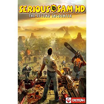 英雄萨姆HD:二次遭遇 PC版