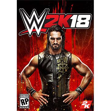 WWE 2K18 PC版