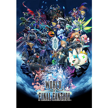 最终幻想世界 PC版 中文