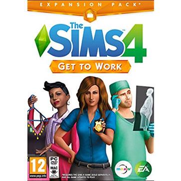 模拟人生4:来去上班 PC版