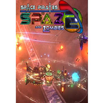太空海盗和僵尸2 PC版