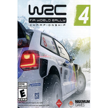 世界汽车拉力锦标赛4 WRC4 PC版