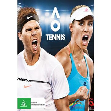 澳洲国际网球 PC版