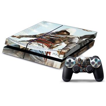 PlayStation®4 机身全保护贴纸 游戏主题系列