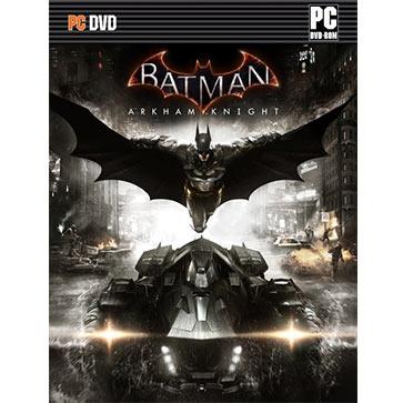 蝙蝠侠:阿甘骑士 PC版