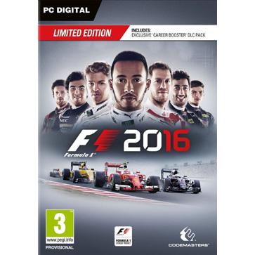 F1 2016 PC版