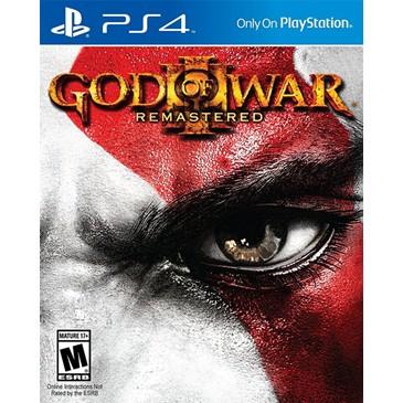战神3 HD重制  PS4版