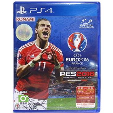 实况足球2016+法国欧洲杯DLC  PS4版