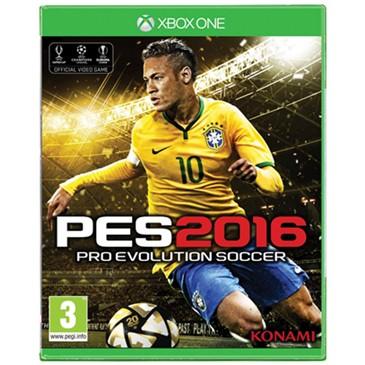 实况足球2016   XBOX ONE版