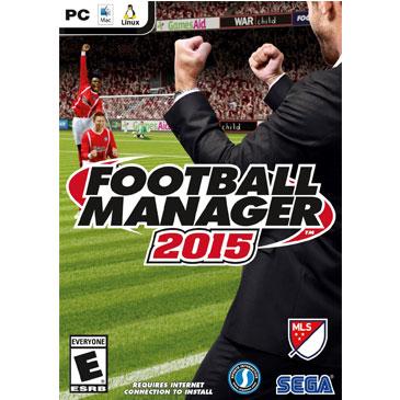 足球经理2015 FM2015 PC版