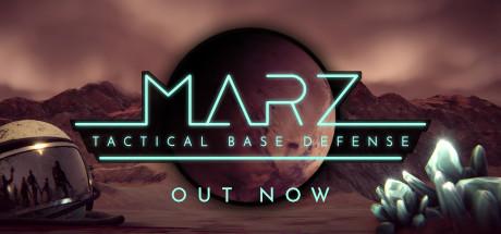 火星Z:战术基地防御